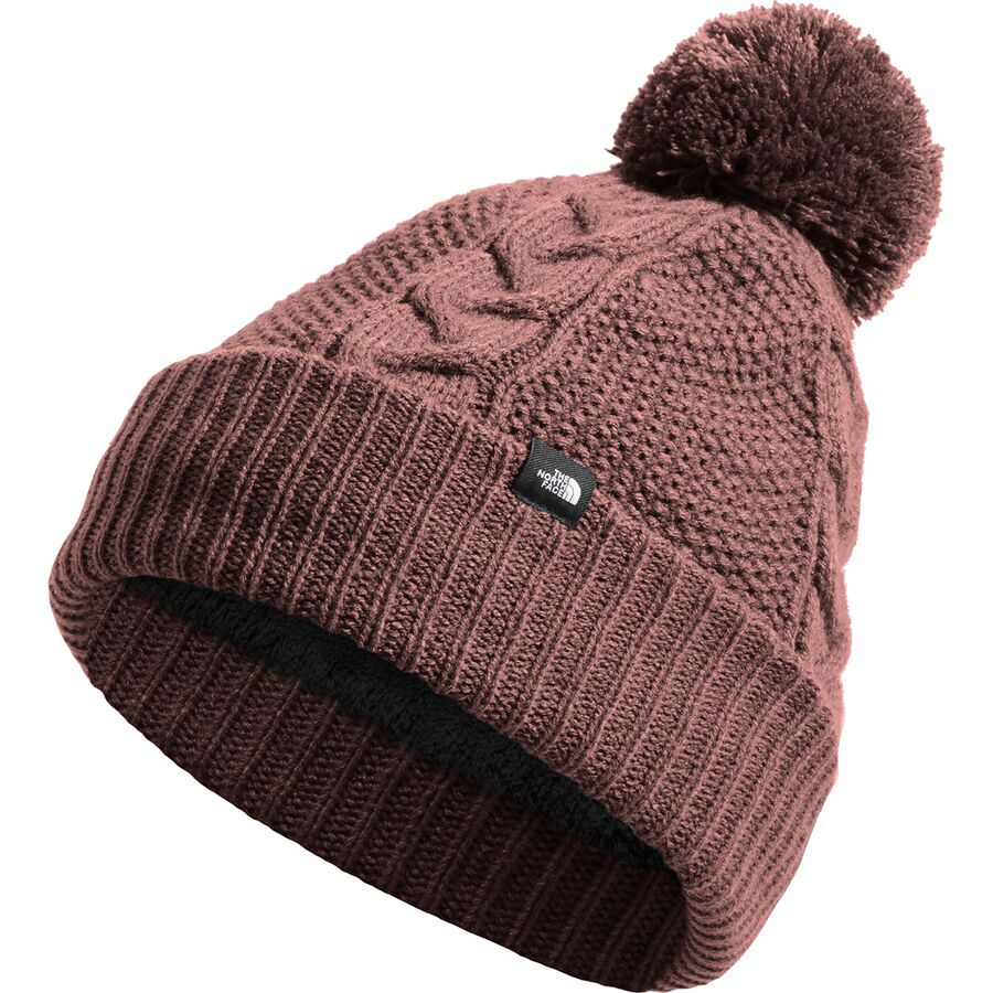Hats to wear on a winter Arctic Trip - The North Face Cable Minna Beanie