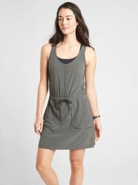 Athleta Expedition Skort Dress Product Image