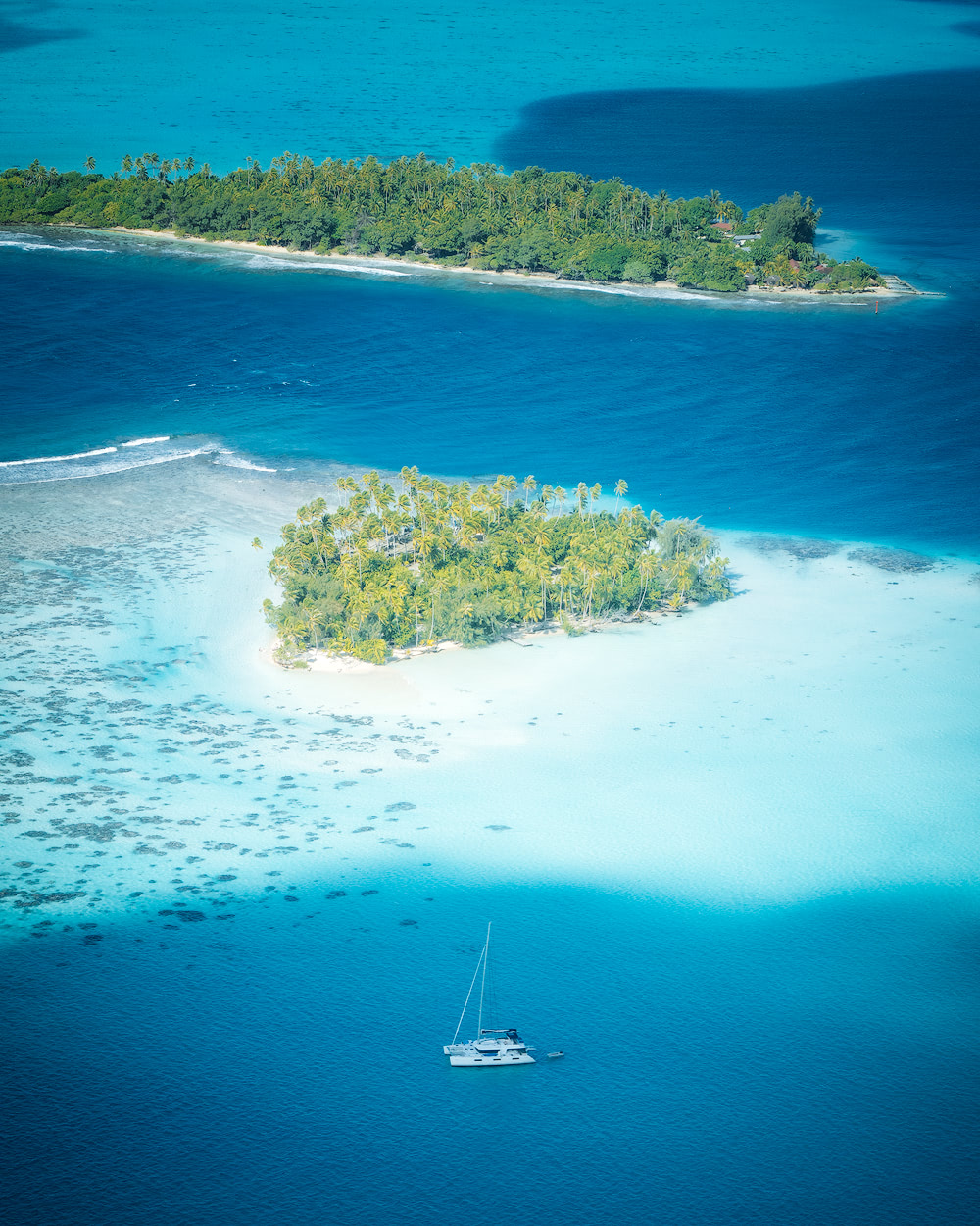 The Islands of Tahiti Le Tahaa Island Resort and Spa Renee Roaming Seaplane 2