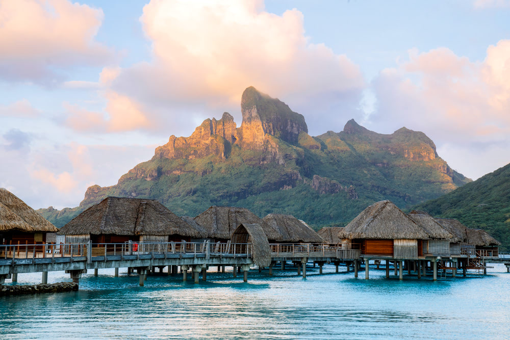 The Ultimate Romantic Couples Getaway to Bora Bora French Polynesia Four Seasons Resort Bora Bora 7
