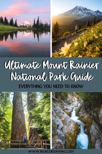 Ultimate Mount Rainier National Park Guide - Everything You Need to Know