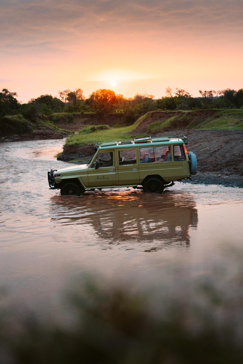 Ultimate Safari Adventure at Ol Pejeta Conservancy Kenya Asilia Africa Ol Pejeta Bush Camp River