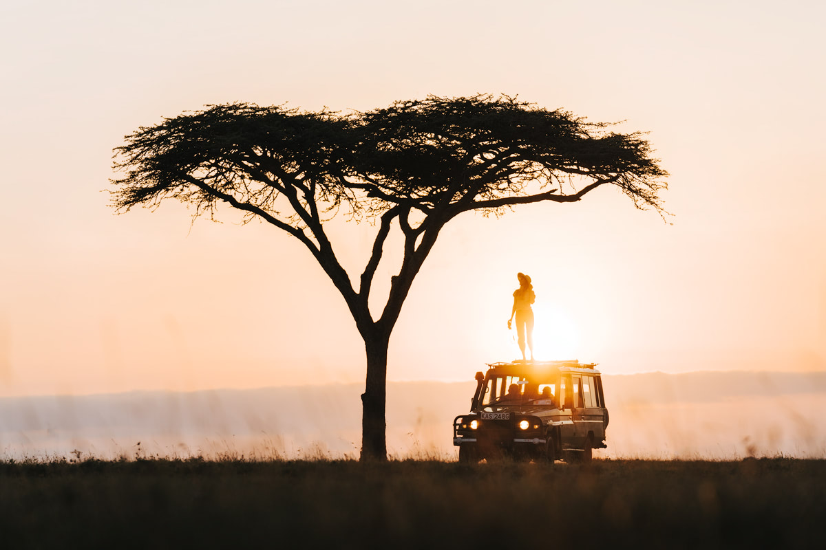 Ultimate Safari Adventure at Ol Pejeta Conservancy Kenya Asilia Safari