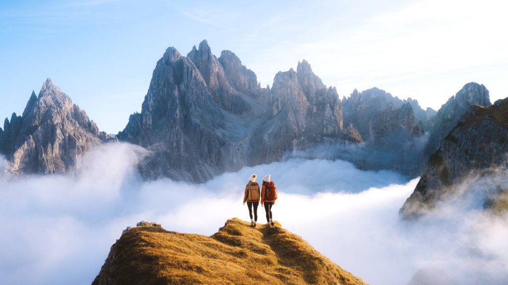 Plan the Ultimate Fall Road Trip to the Dolomites of Italy