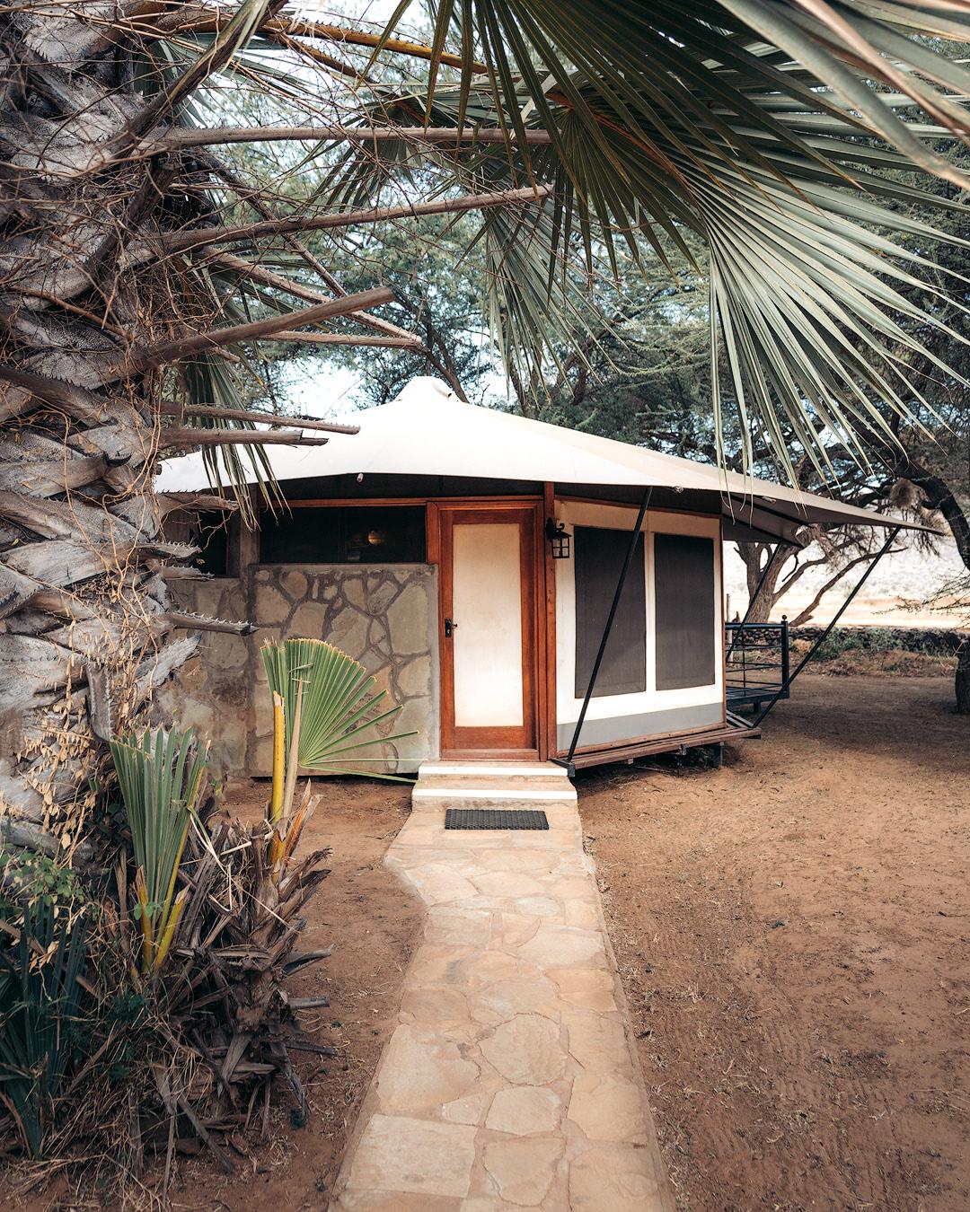 A Magical Stay at Ashnil Samburu Camp, Kenya - Safari Tent