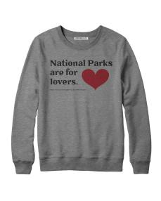 Holiday Gift Guide for National Park Lovers - Couple Gift Idea Sweater