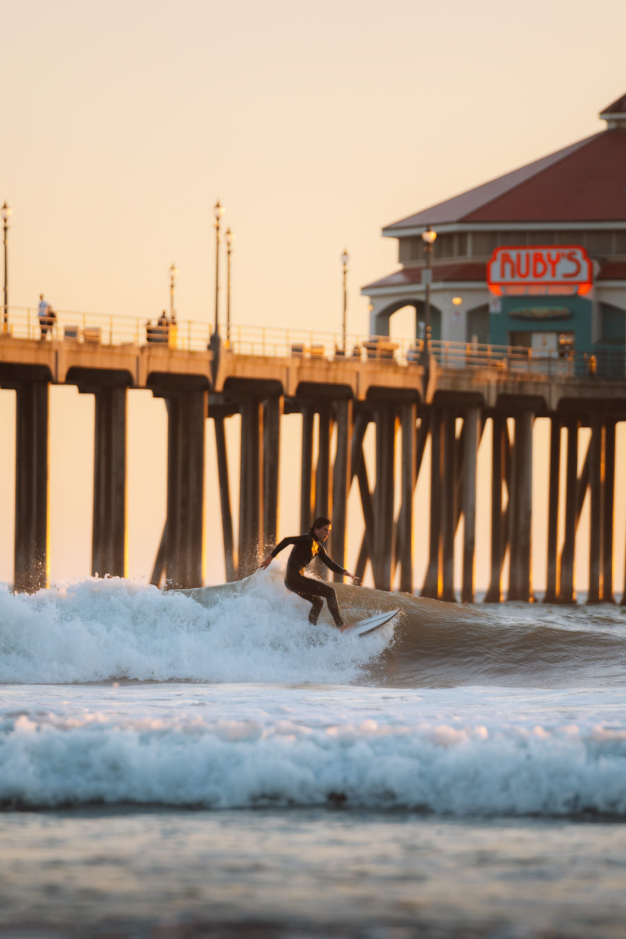 Orange County Travel Guide Everything You Need to Know- Huntington Beach Surfer 2