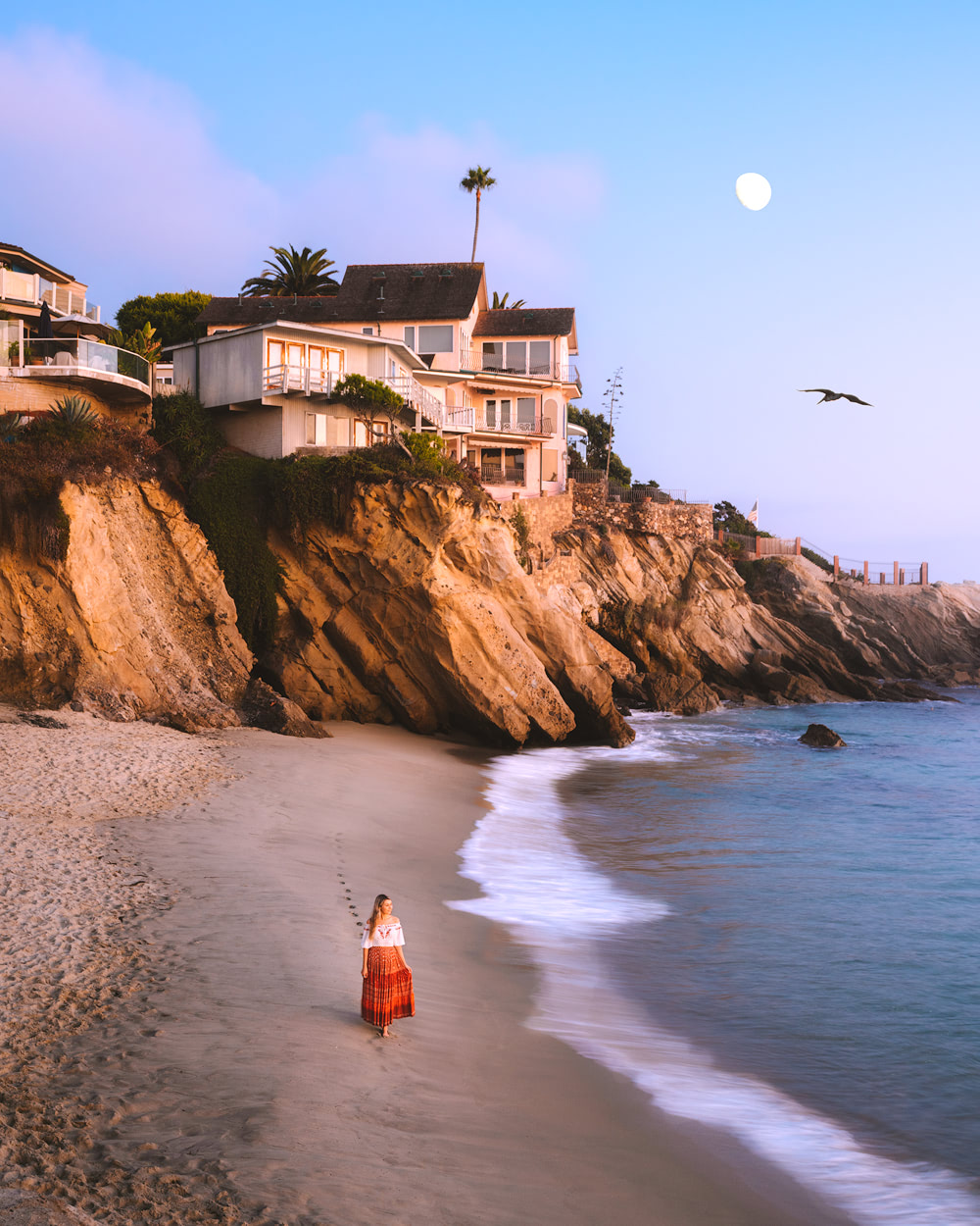 Orange County Travel Guide Everything You Need to Know- Laguna Beach Woods Cove