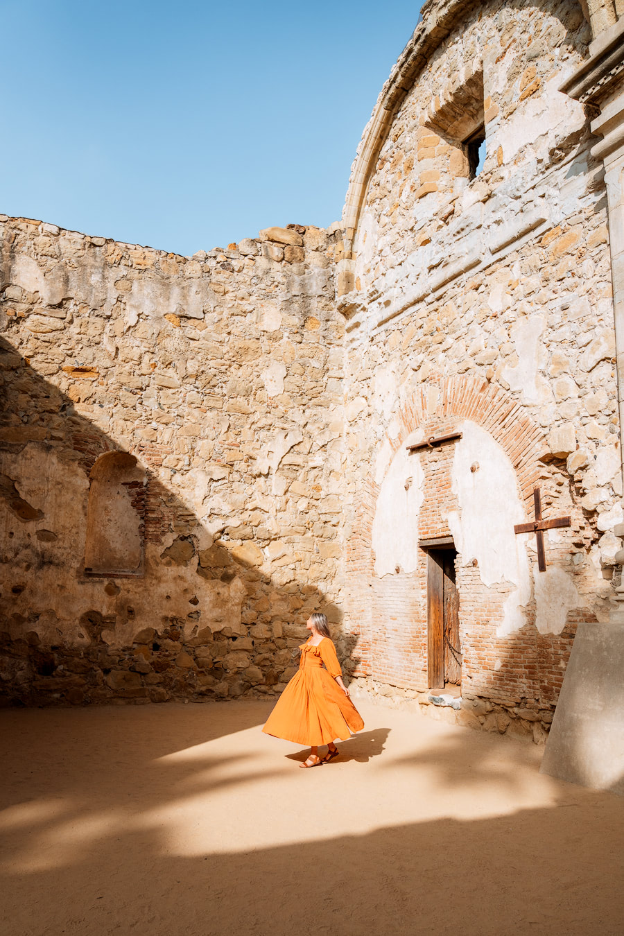 Orange County Travel Guide Everything You Need to Know- Mission San Juan Capistrano Ruins