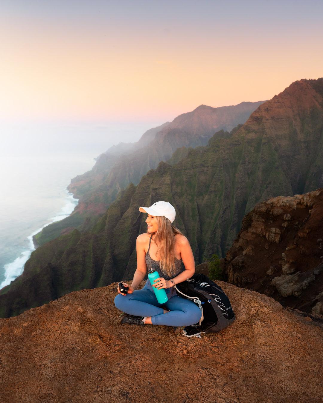 9 Must-Do Kauai Outdoor Adventures - Honupu Ridge Hike - Renee Roaming