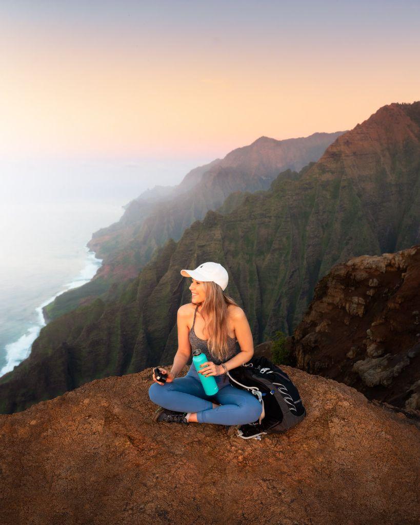 9 Must-Do Kauai Outdoor Adventures - Honupu Ridge Trail - Renee Roaming