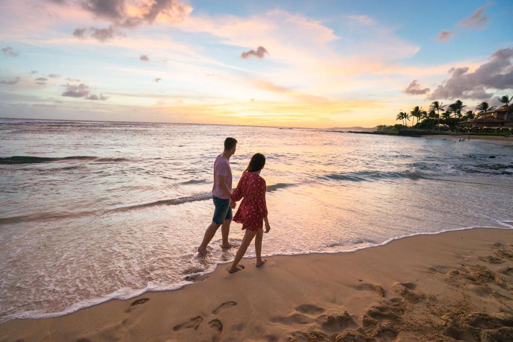 9 Must-Do Kauai Outdoor Adventures - Poipu Beach - Renee Roaming
