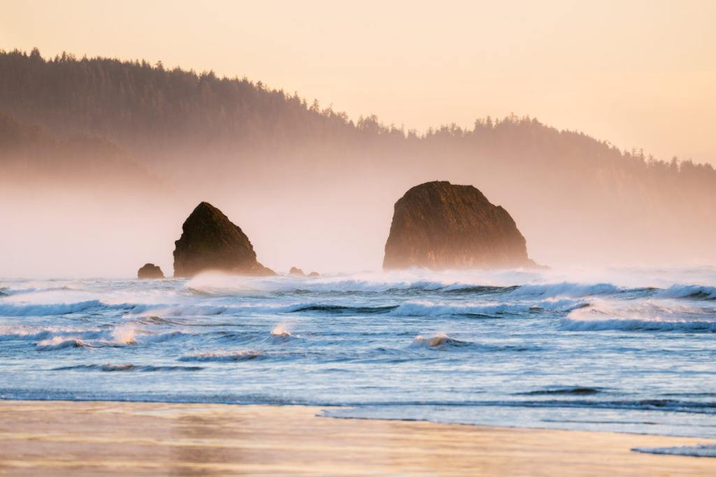 9 Spring Travel Destinations to Inspire Your Next Trip - Cannon Beach Oregon Coast