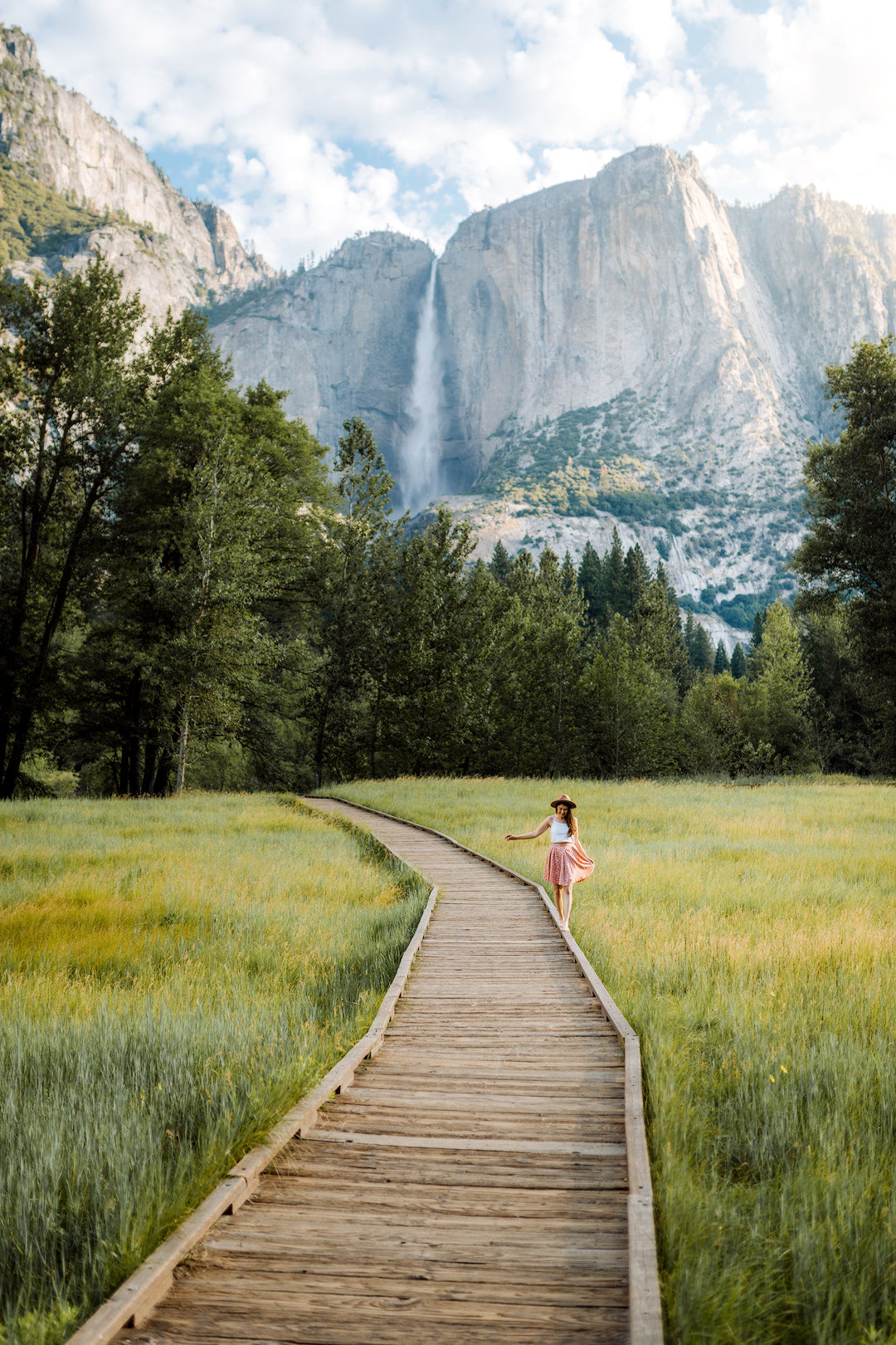 9 Spring Travel Destinations to Inspire Your Next Trip - Yoesmite National Park California Valley Morning