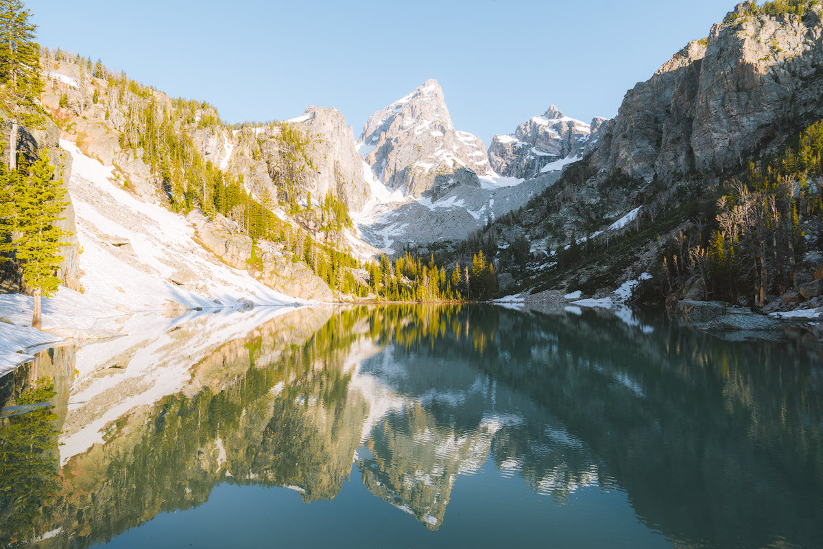 The Ultimate Guide to Exploring Grand Teton National Park - Delta Lake