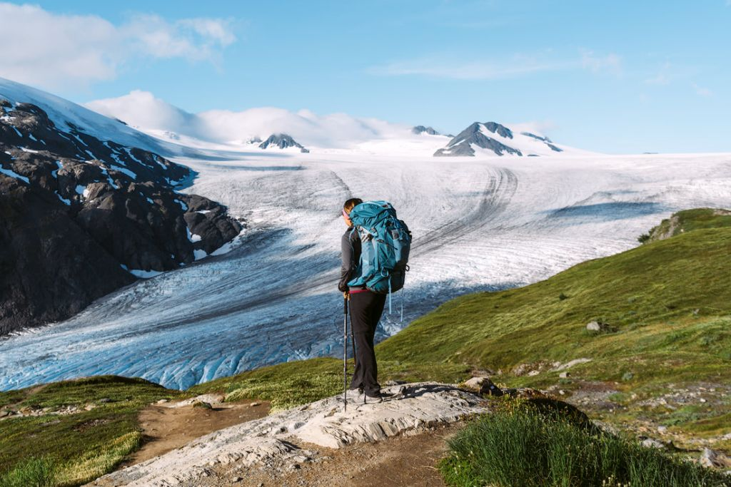 how to plan the perfect national parks trip - kenai fjords national park