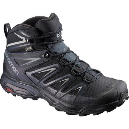 Best Hiking Boots for Men 2020 - Salomon X Ultra 3 Mid GTX Hiking Boot Renee Roaming