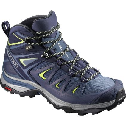 Best Hiking Boots for Women 2020 - Salomon X Ultra Mid GTX Hiking Boot Renee Roaming