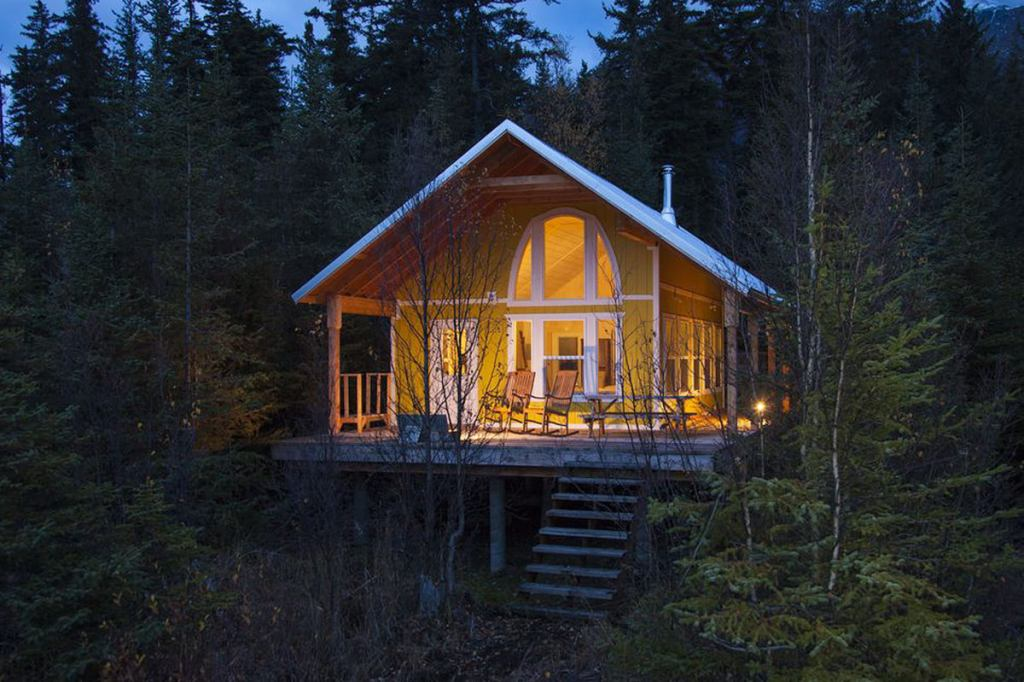 Where to stay near Kenai Fjords National Park - The Yakutat Cabin At Kenai Lake
