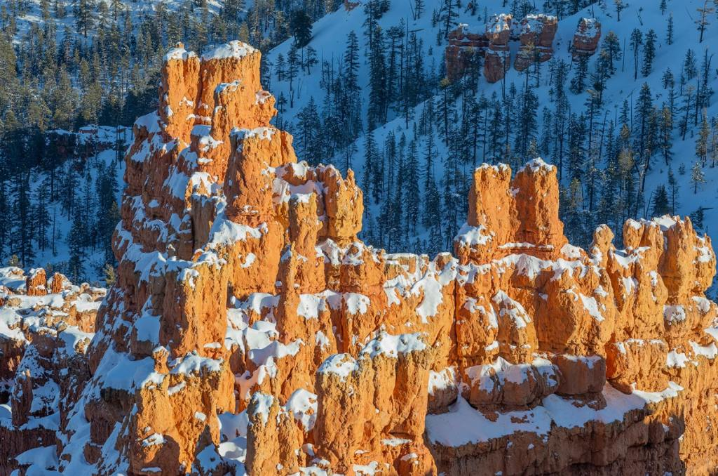 12 Best National Parks to Visit in Winter - Bryce Canyon National Park Hoodoos