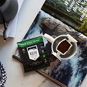 Best gifts for Travel Lovers 2020 - Kuju Coffee Pods