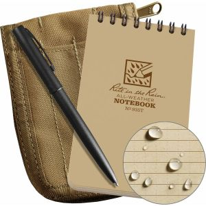 Outdoor Gifts Stocking Stuffers - Rite in the Rain Top-Spiral Kit