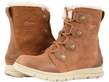 Outdoor Gifts for Women - Sorel Explorer Joan Boot