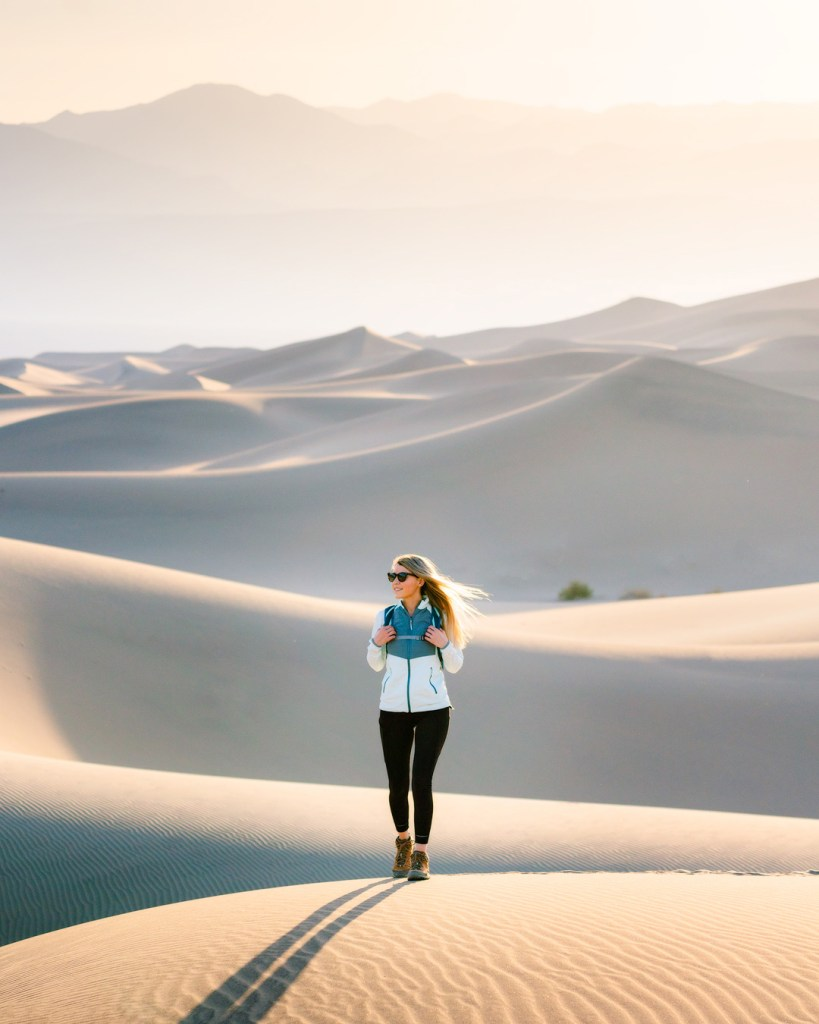 Hiking In Death Valley National Park - What To Wear