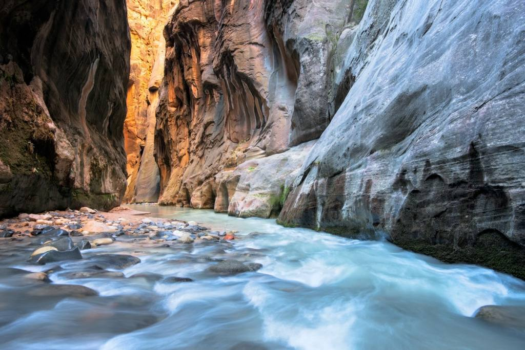 Best National Parks to Visit in Spring - Zion National Park Spring Travel Guide - The Narrows