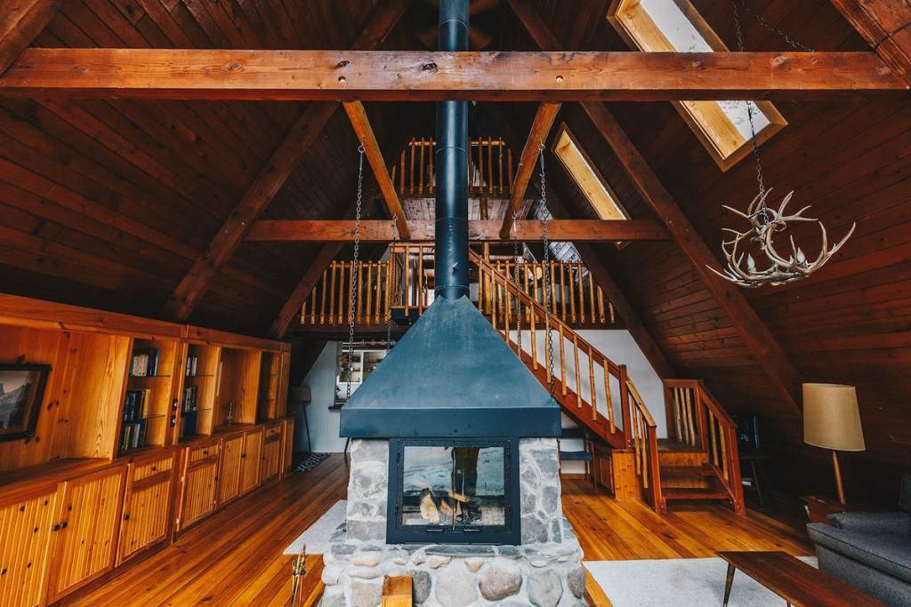 Oregon Mt Hood A Frame Cabin To Rent