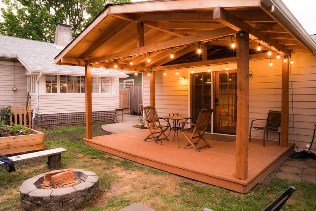 Portland Oregon Cabin to Rent - The Urban Cabin Portland