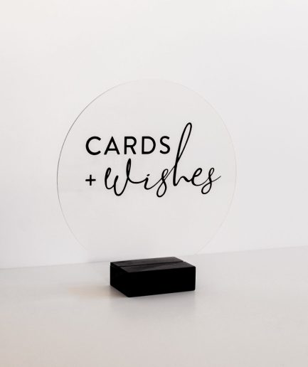 round-cards-wishes-sign-acrylic