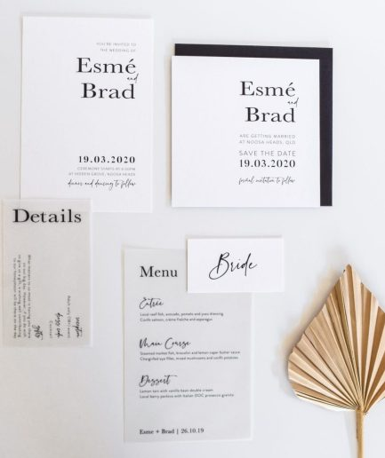 Minimalist-wedding-invitations