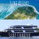 Title image - maldives surf charter vs surf resort