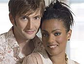 Martha Jones and the Doctor