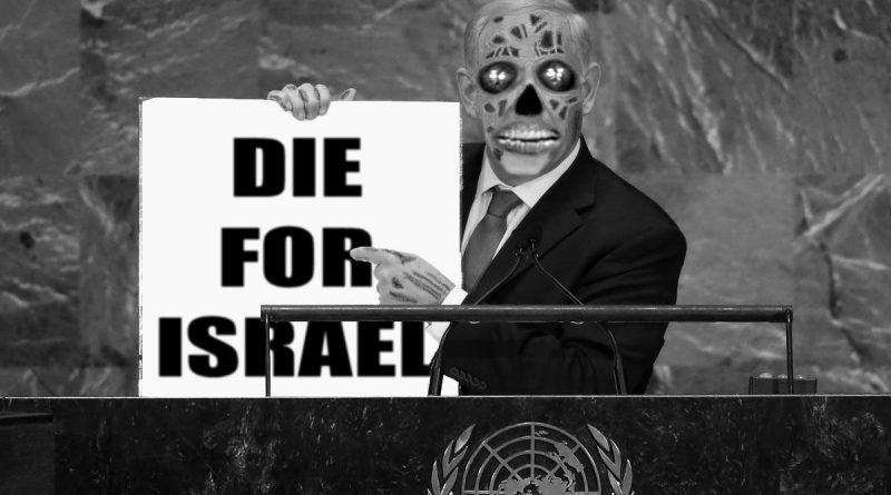 die-for-israel-netanyahu-parody