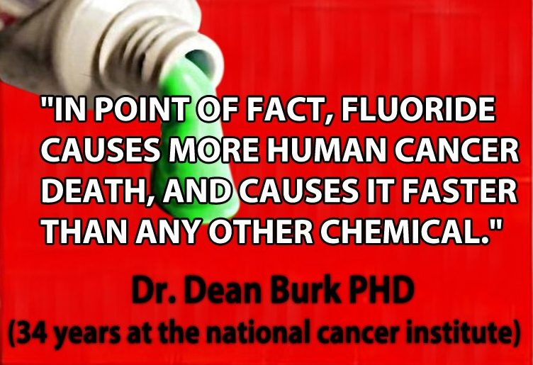 How to Prevent Fluoride from Destroying Your Brain Fluoride-e1473704335595