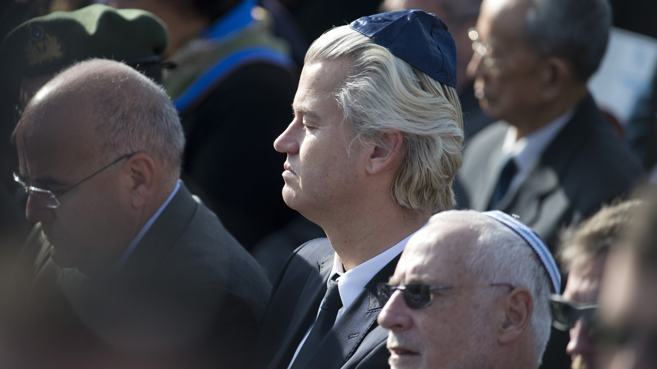 Image result for GEERT WILDERS JEW