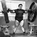 The Old School Paul Anderson Squat Routine