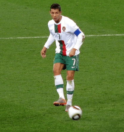 Five Things You Should Know About Cristiano Ronaldo