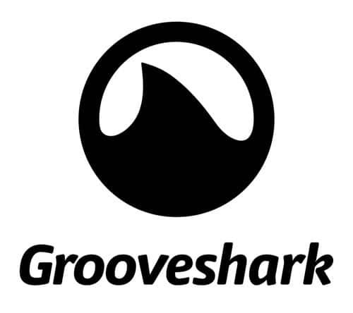 Miliony legálních písní zdarma - kdykoliv a kdekoliv – grooveshark logo