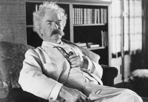Jak napsat dobrý příběh podle Marka Twaina – mark twain