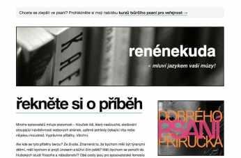 Slovo – česká WordPress šablona zdarma