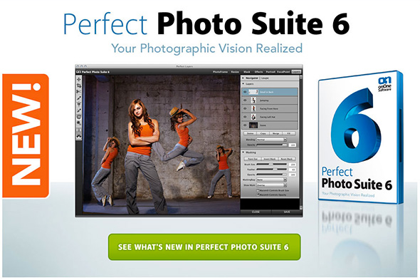 onOne Software announces Perfect Photo Suite 6