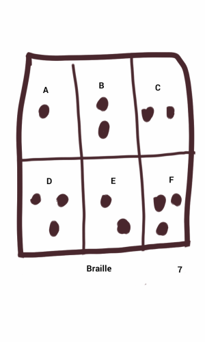 Rocks Sketch 7
