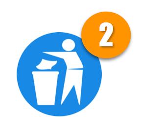 Skip hire Glasgow waste-type