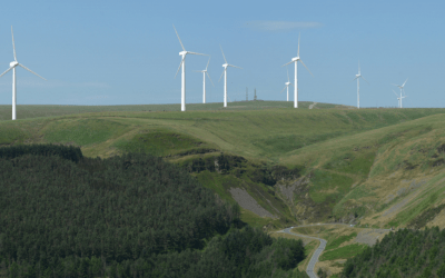 Plans for new wind and storage combo in South Wales