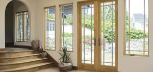 sliding contemporary patio doors