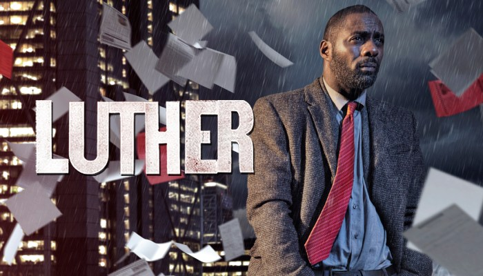 Luther Series 4? Idris Elba Says There Will Be More
