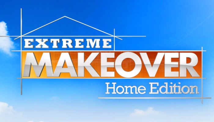 Extreme Makeover: Home Edition Revived